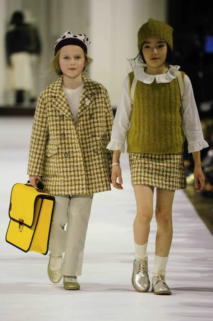 Back to School dressing for Bonpoint fall 2017 kids French chic style