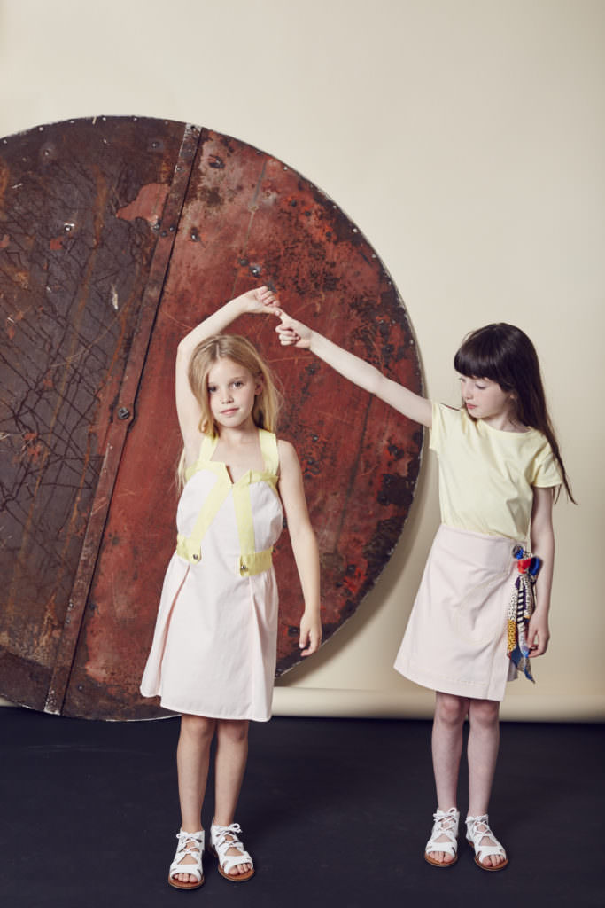 Denim is a key trend for kids fashion in 2017, here at OWA YURIKA