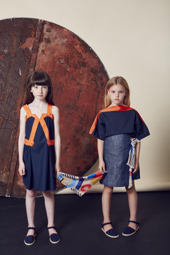 New Year, new styles kidswear in 2017 with new label OWA YURIKA