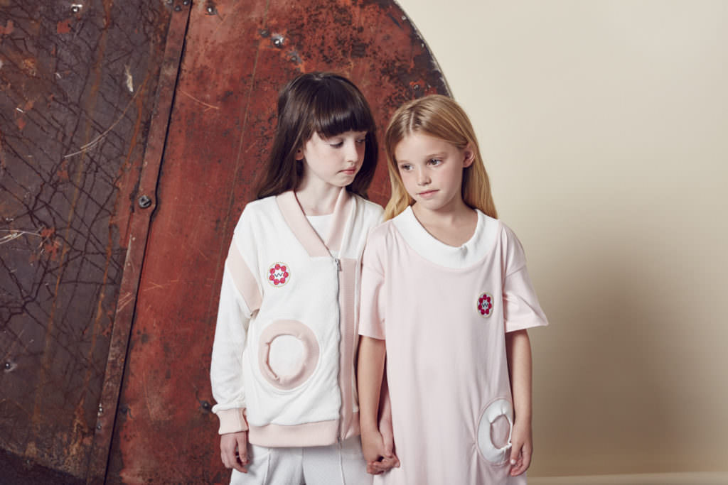 OWA YURIKA casual modernity for kidswear SS17