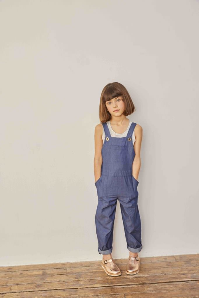 Manufacture is totally in the UK for Kingdom of Origin kids fashion