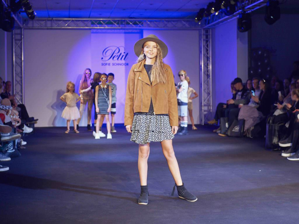 Petit by Sofie Schnoor for spring/summer 2017 at CIFF Kids trade fair