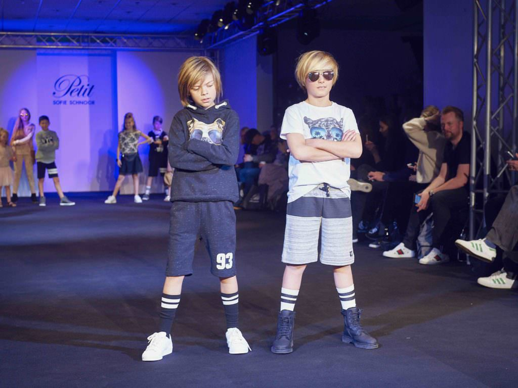 Boyswear from the kids line Petit by Sofie Schnoor for summer 2017