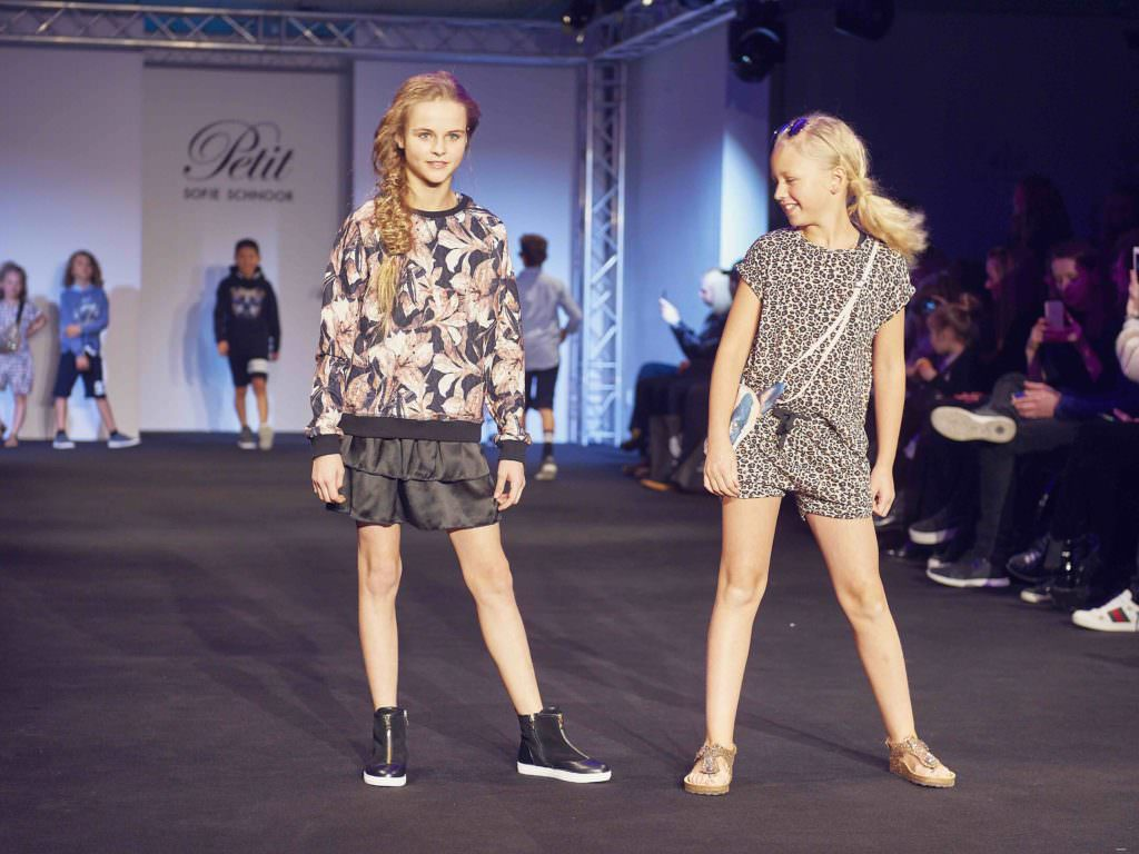 Floral and animal prints from Petit by Sofie Schnoor for summer 2017