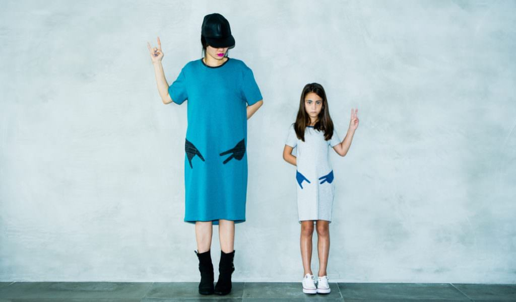 Rock that dress for spring 2017 by Cavalier with kids and womenswear options