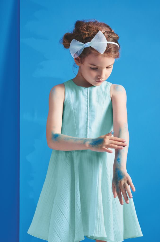 Baby Dior spring colours in kids fashion for the new season