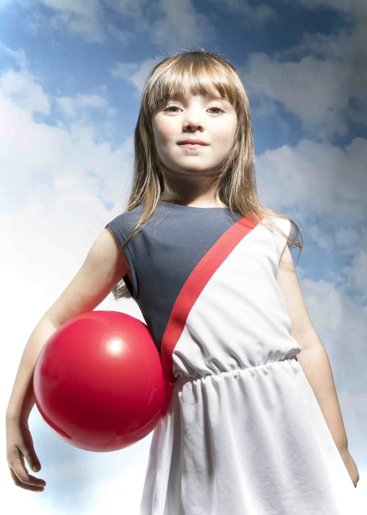Are you on the team? Sports style for kids at Ladida for summer 2017