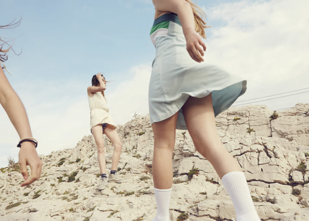 Teen photography by Delphine Chanet