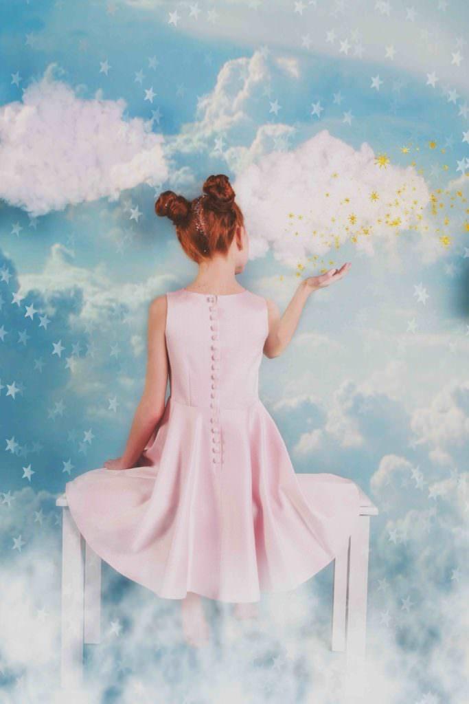 A World of Imagination for spring/summer 2017 from Little Wardrobe London luxury kidswear