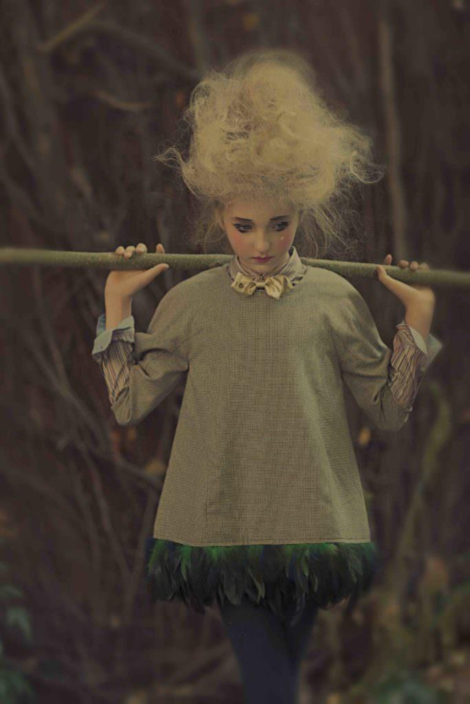 Fantasy shoot for Hooligans magazine by Gerard Harten