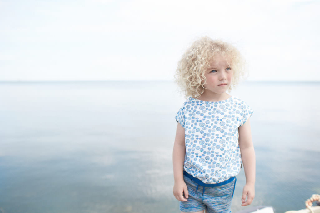 The colours and prints of Kidcase kids fashion are also translated to their Home collection