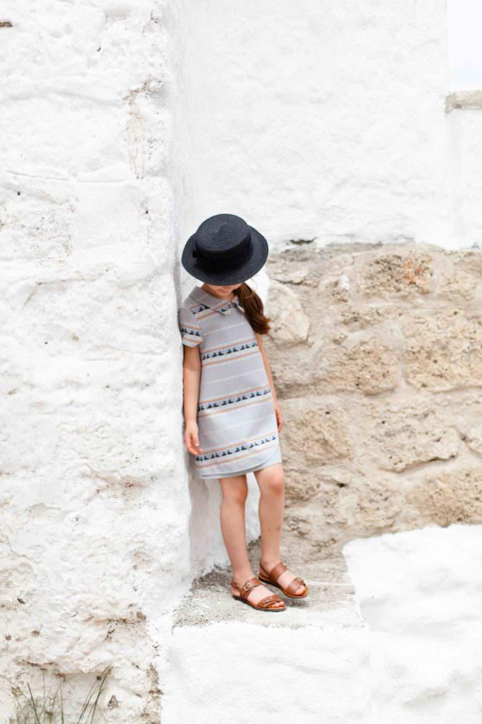 The Cornwall dress by KOKORI Kids for girls fashion summer 2017