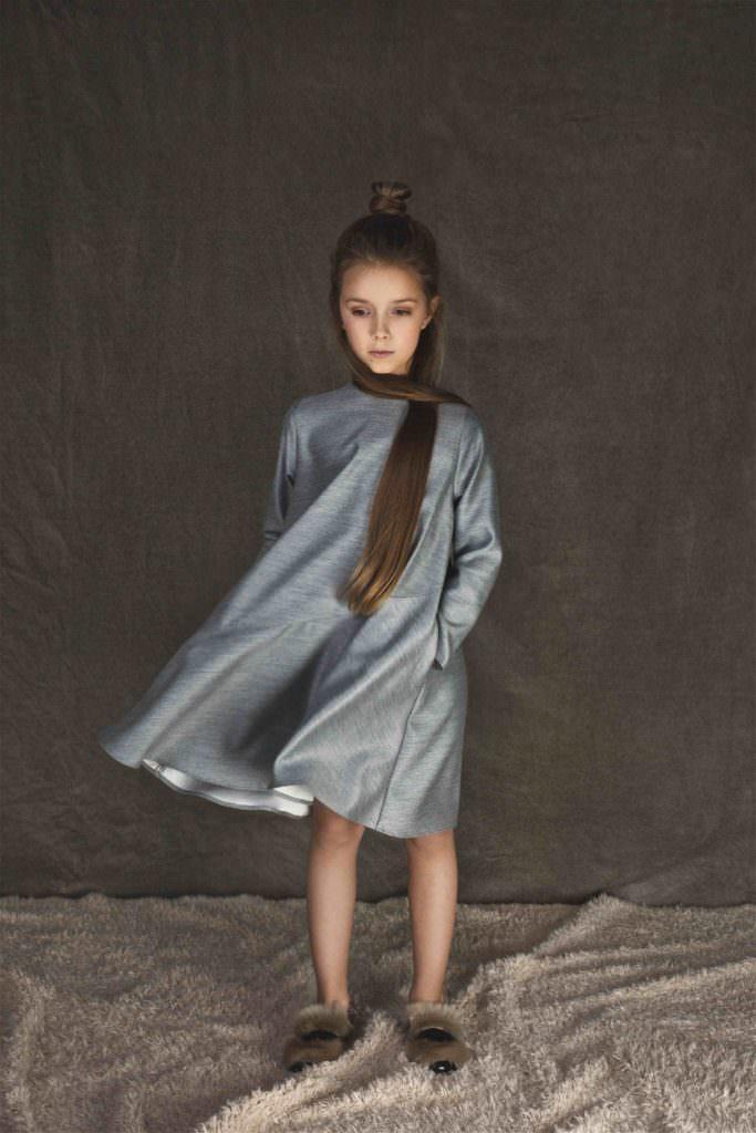 Minimal kidswear by UNLABEL for fall/winter 2017