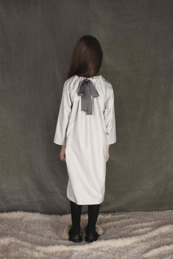 Designer girls fashion from UNLABEL with mini me looks from their womenswear for fall 2017