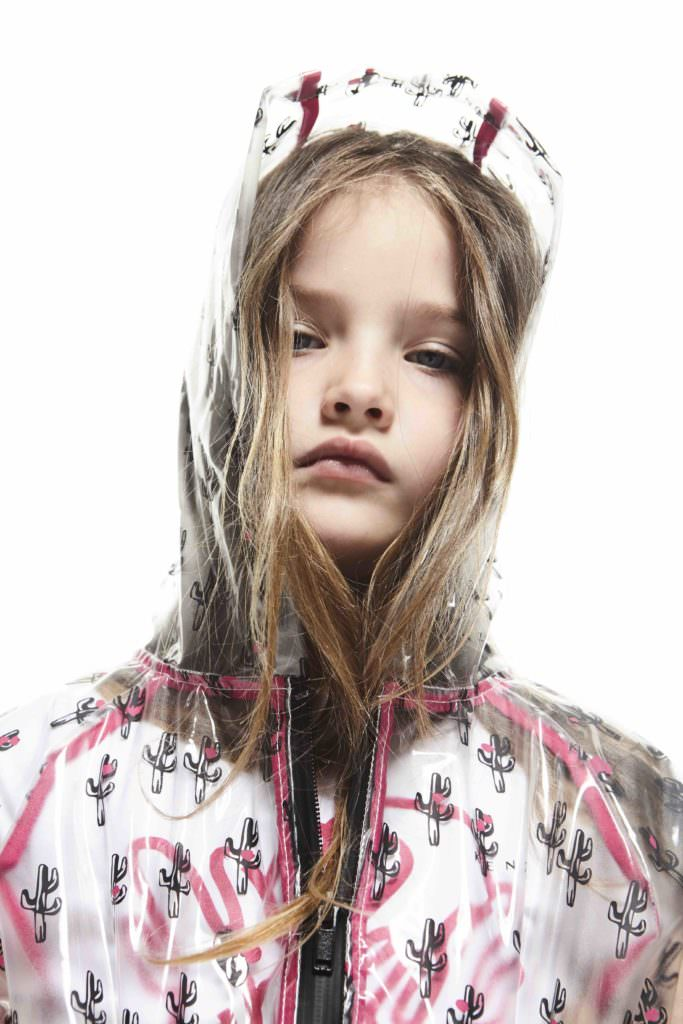 Cool cactus inspiration for summer 2017 at Kenzo Kids