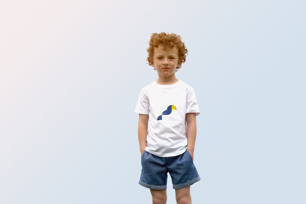 Mino boys shorts and T-shirt for SS17 kidswear