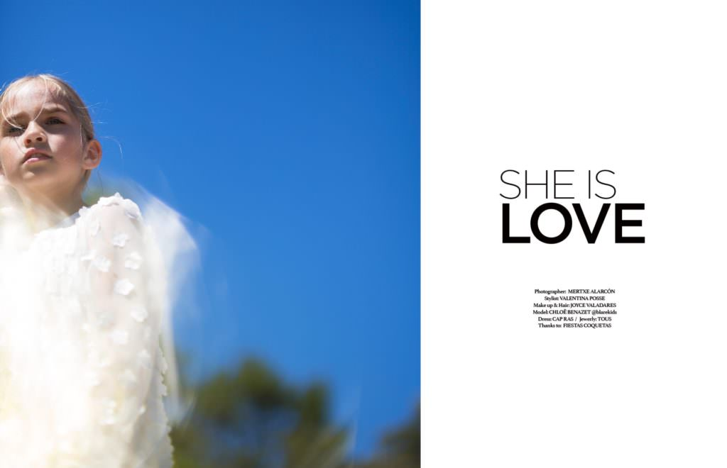 She is Love - a personal photographic story by Mertxe Alarcon