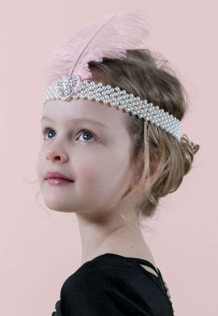 Headband by Mimi & Lula whose online shop has just launched for fall 2017