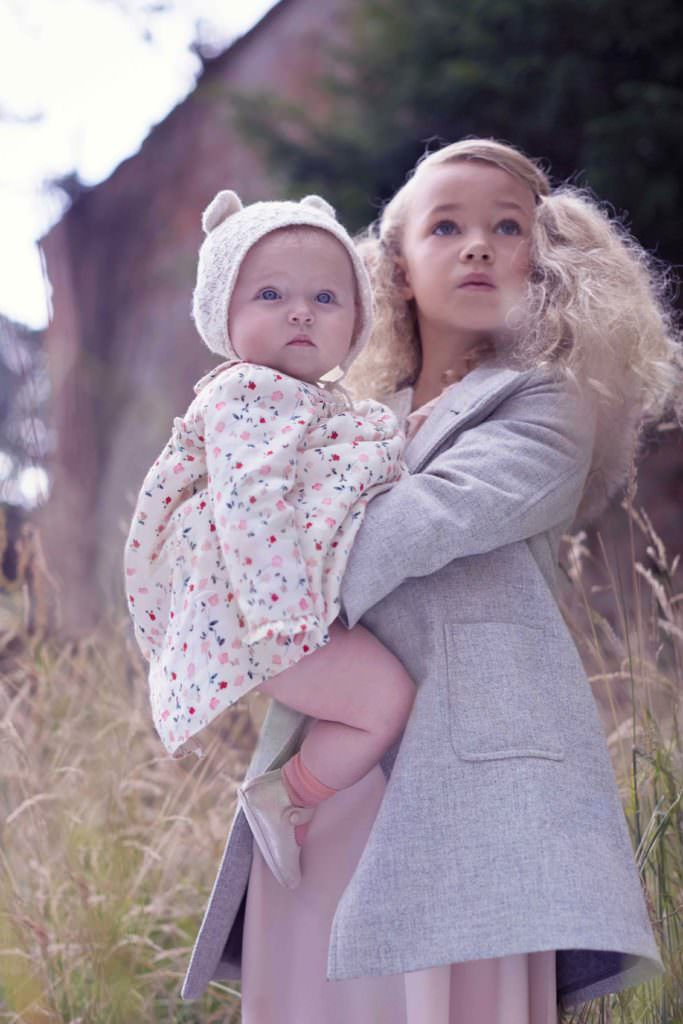 The Marie Chantal collection incorporates baby sizes as well as boys and girls fashion for winter 2017