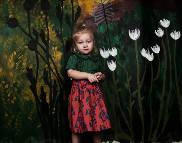 Winter forest colours at Mini Rodini for fall 2017 available from August 3rd