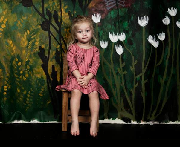 From toddlers to tween, the Mini Rodini fall 2017 collection