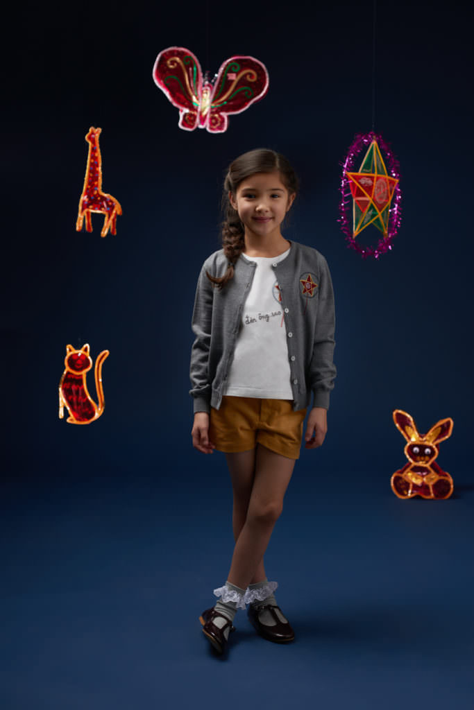 Sweet casuals from Hannah & Tiff for autumn 2017 kidswear available online now