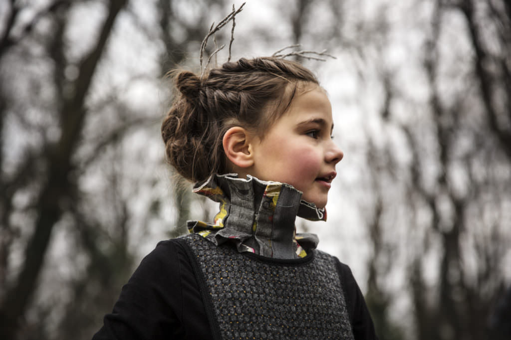 Hilda.Henri kidswear for fall/winter 2017 inspired by Opera