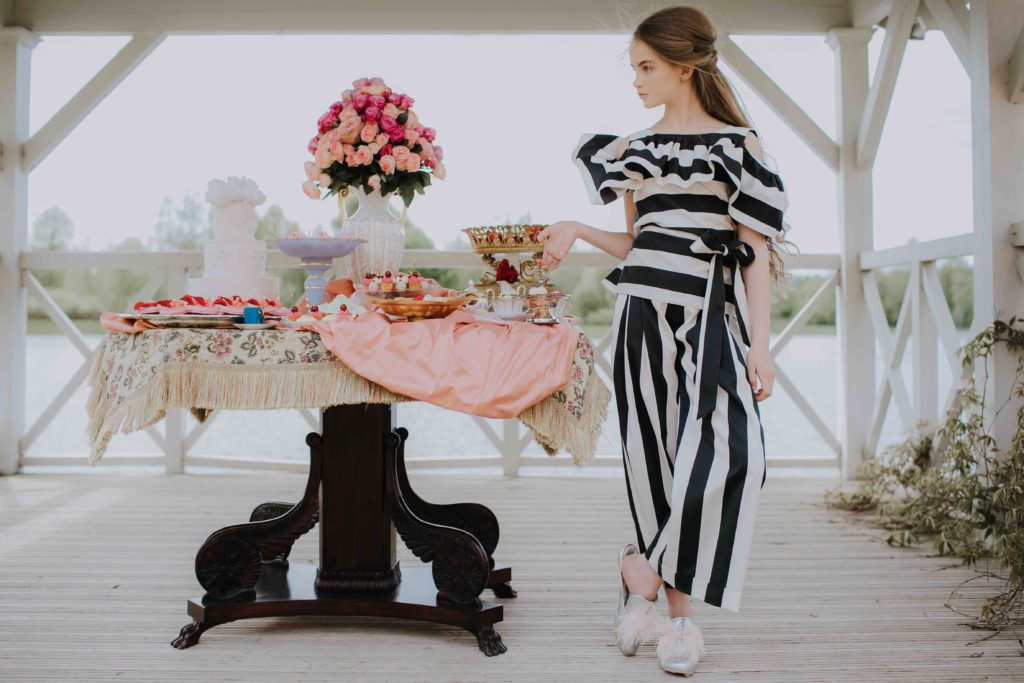 Tale of Gelato is the new Aristocrat Kids collection for summer 2018