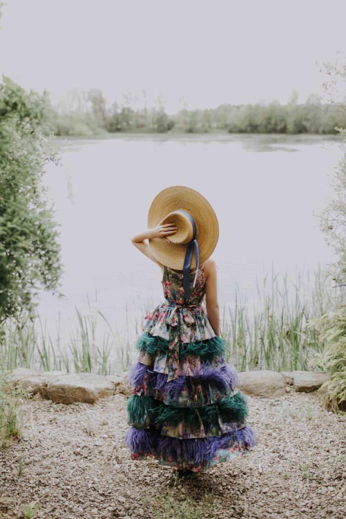 Inspired kidswear by Aristocrat Kids for spring/summer 2018