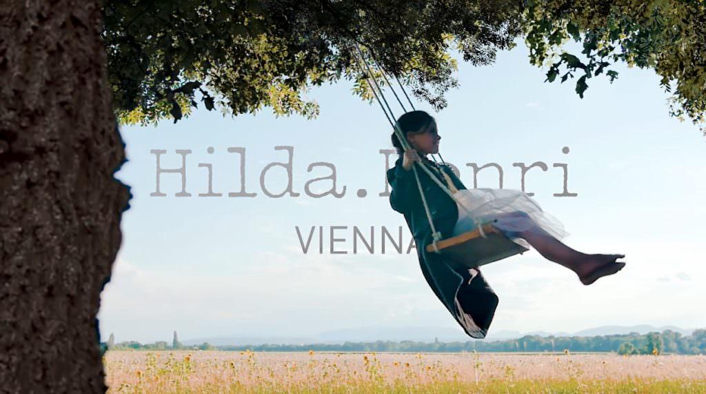 New Hilda.Henri video for fall 2017