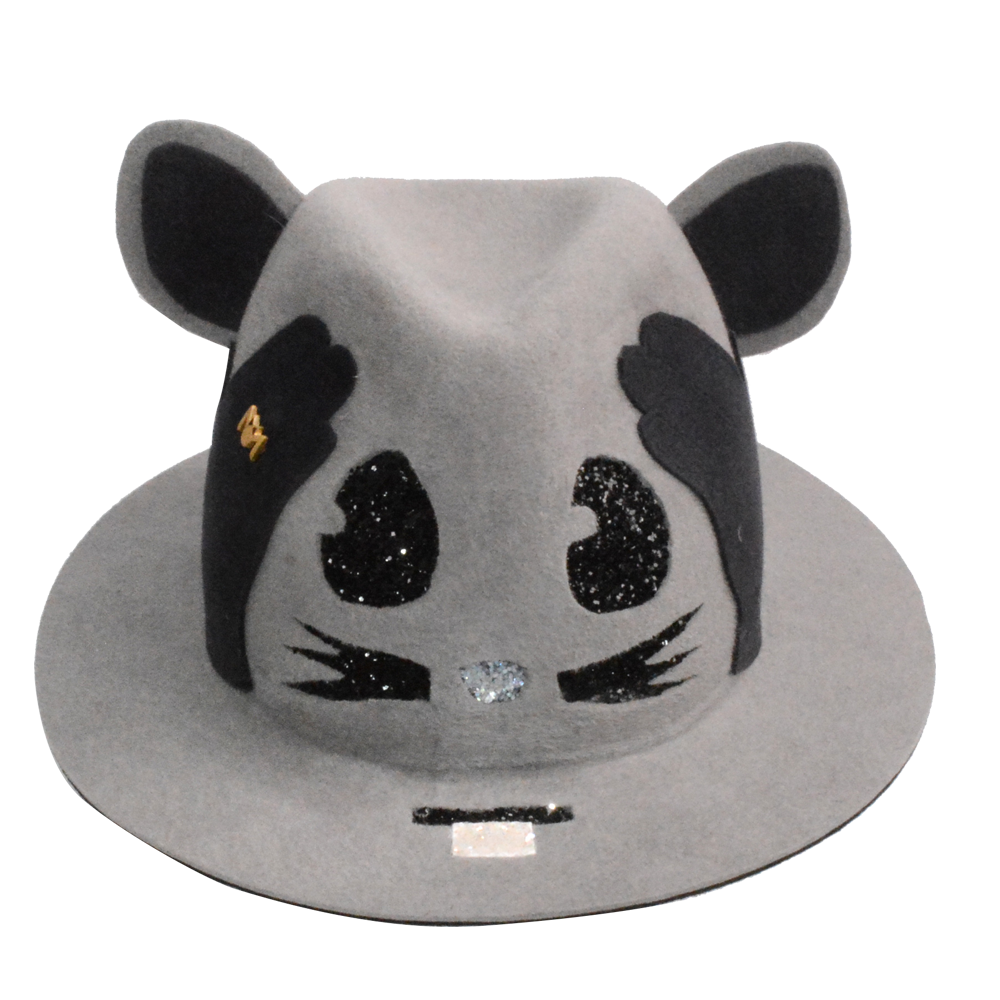 Mouse hat from Minime Paris Halloween inspiration in child size at Shan & Toad