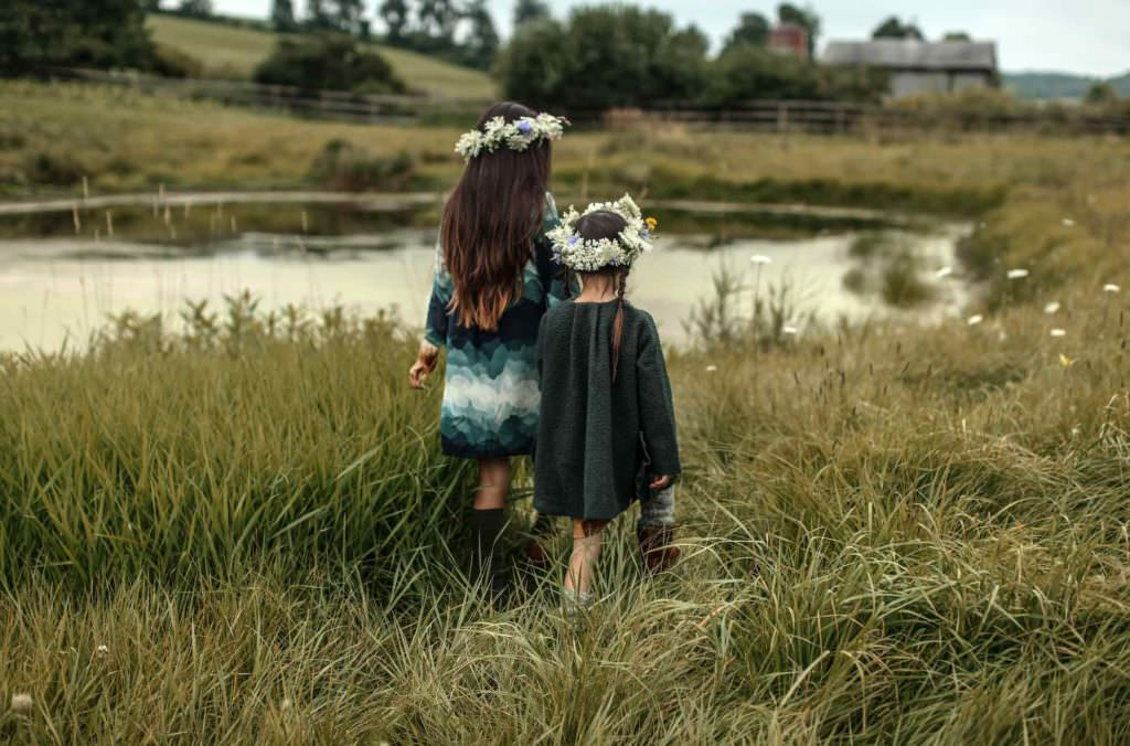 Fall woodland accessories and kids fashion at Ladida.com