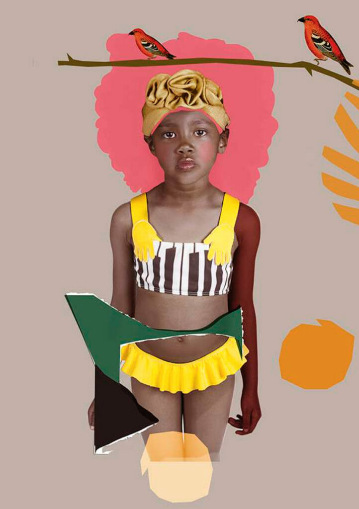 Swimwear is new for the summer season at Raspberry Plum kids fashion