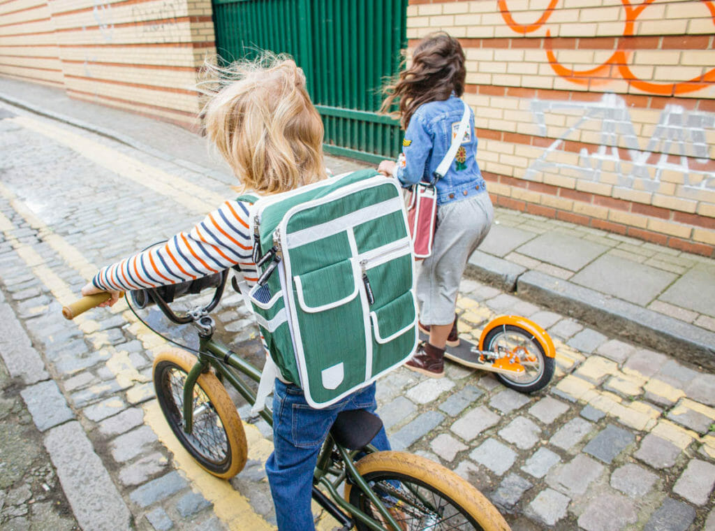 British label Goodordering for cool kids bags spring/summer 2018