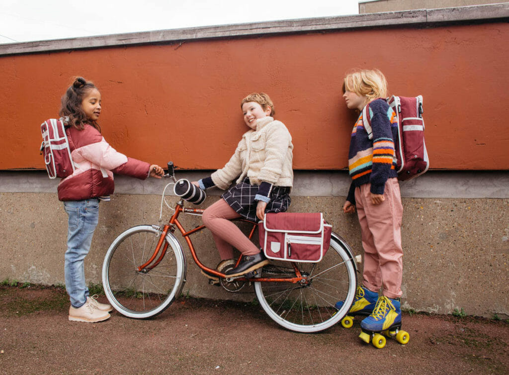Some styles at Goodordering are more cycle specific for kids and adults