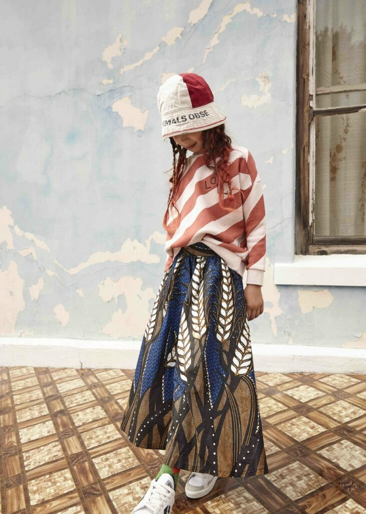 Stunning Ulla Nyeman Kids Shoot For Hooligans Magazine New