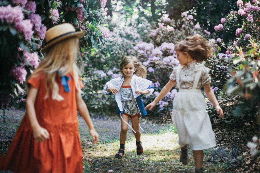 The Paade Mode line includes casual as well as more formal kids clothes