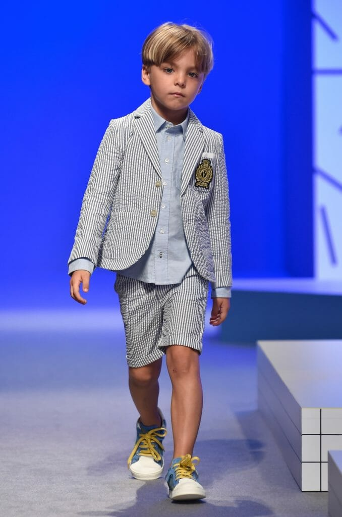 Velveteen has added a boys offering to their collection after customer demand in their first store for SS19
