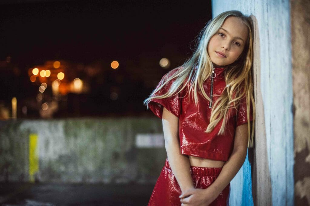 Andorine kids fashion from Porto with a Chinese inspiration for winter 2018