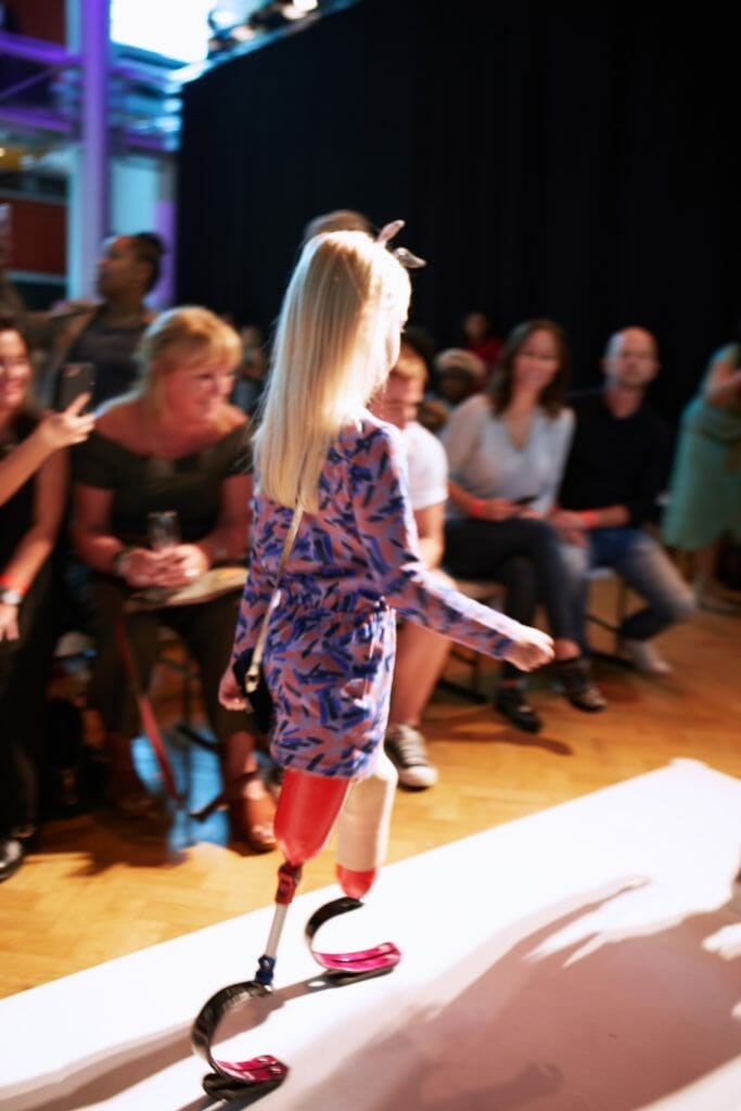 Daisy May in Kimba Kids by Kimberley Walsh a new launch photo by Emma Wright Photography