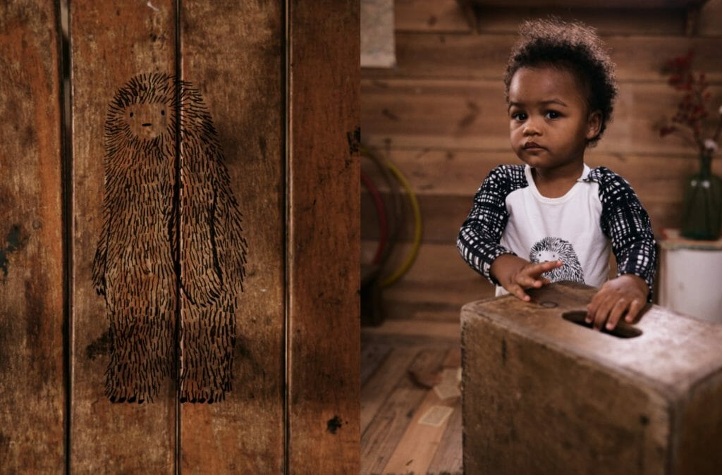 The Noe & Zoe FW18 collection is from baby to teen