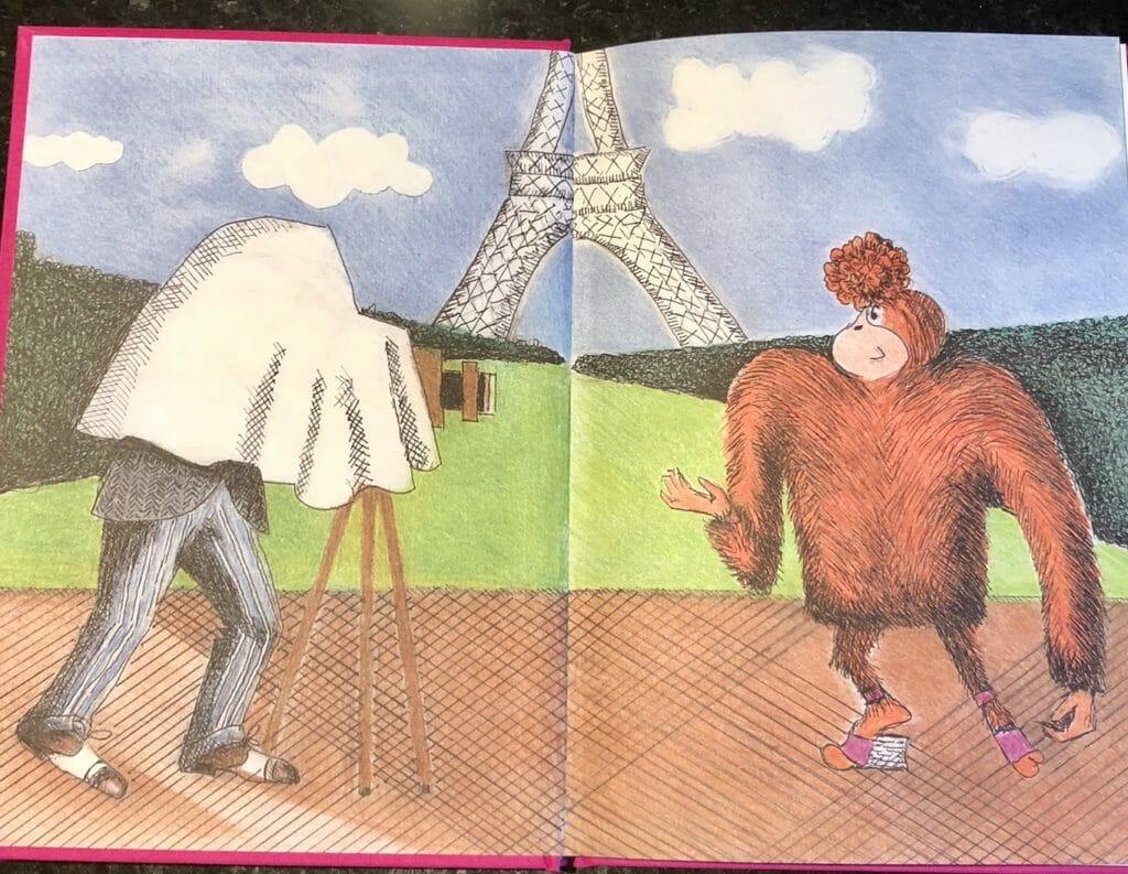 GingerNutz takes Paris by Michael Roberts