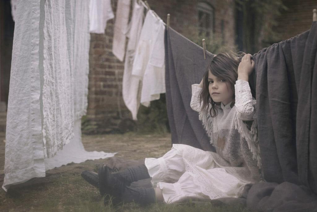 Beautiful linen sheets from Linen Me