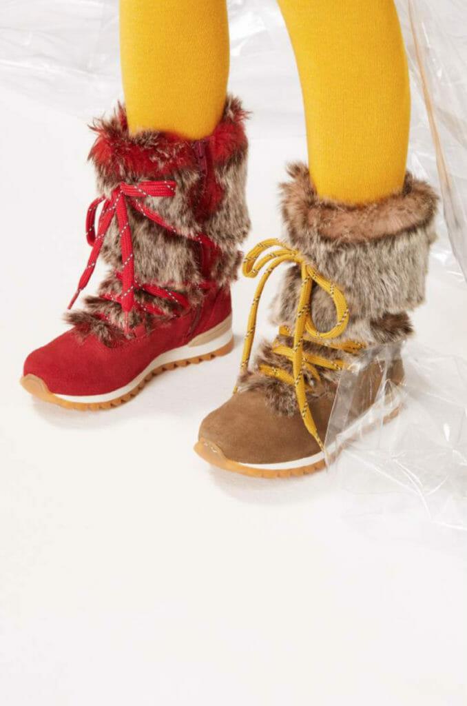 Novel Walk kids footwear from Barcelona