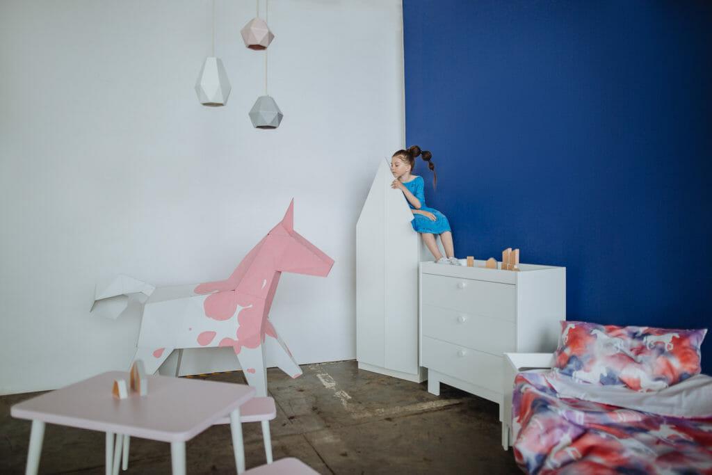 Fantasy kids decor by Dasha Pears FW18