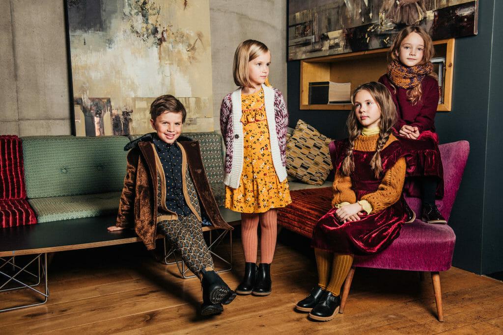 Sneak peek kidswear FW19 by Paade Mode