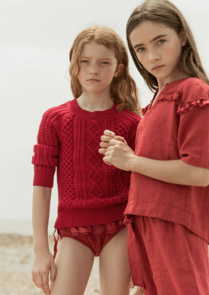 The New Society, one to watch in kids fashion at Pitti Bimbo 88