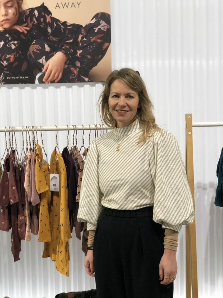 Soft Gallery announced that co-founder Barbara Hvidt was departing after 12 years with full responsibility for the line falling to Tine Holt Møller, the label will continue it's unique collaborations with artists for prints