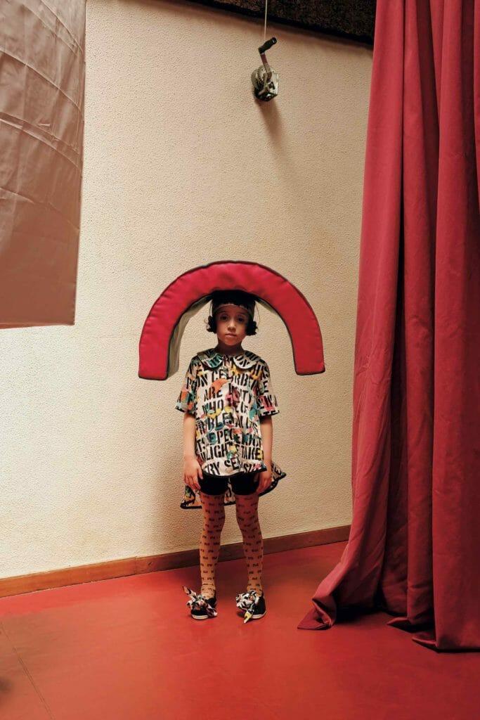 Graffiti print fashion from Wolf & Rita for kids fashion trends summer 2019 at Melijoe