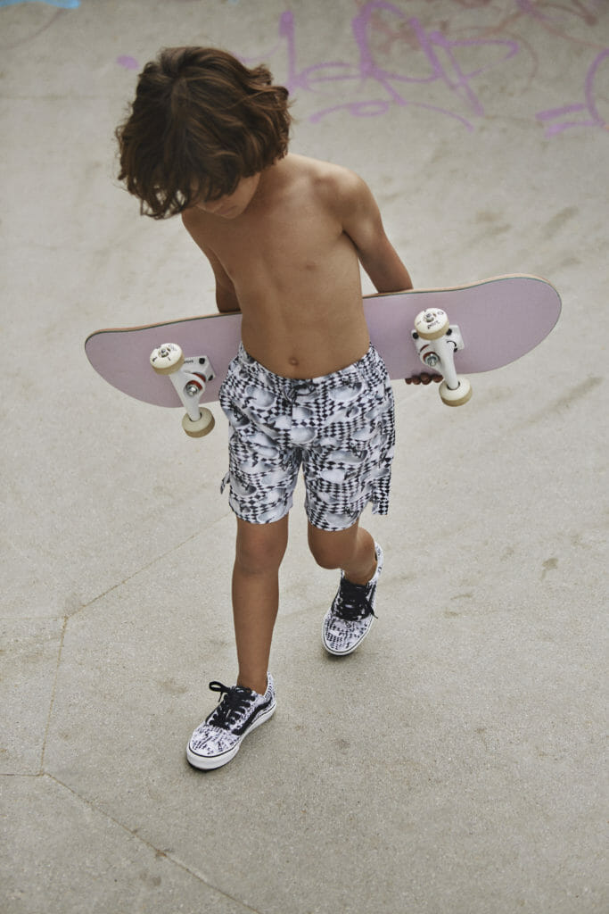Vans x Molo kids footwear collaboration launching today